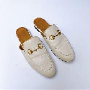 Gucci Princetown Leather Slipper EU36 ($750)